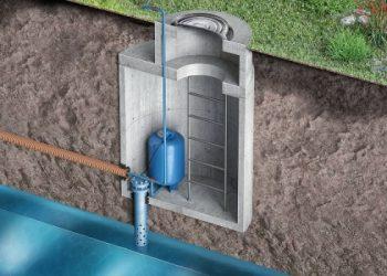 Обустройство и подключение скважины к дому
