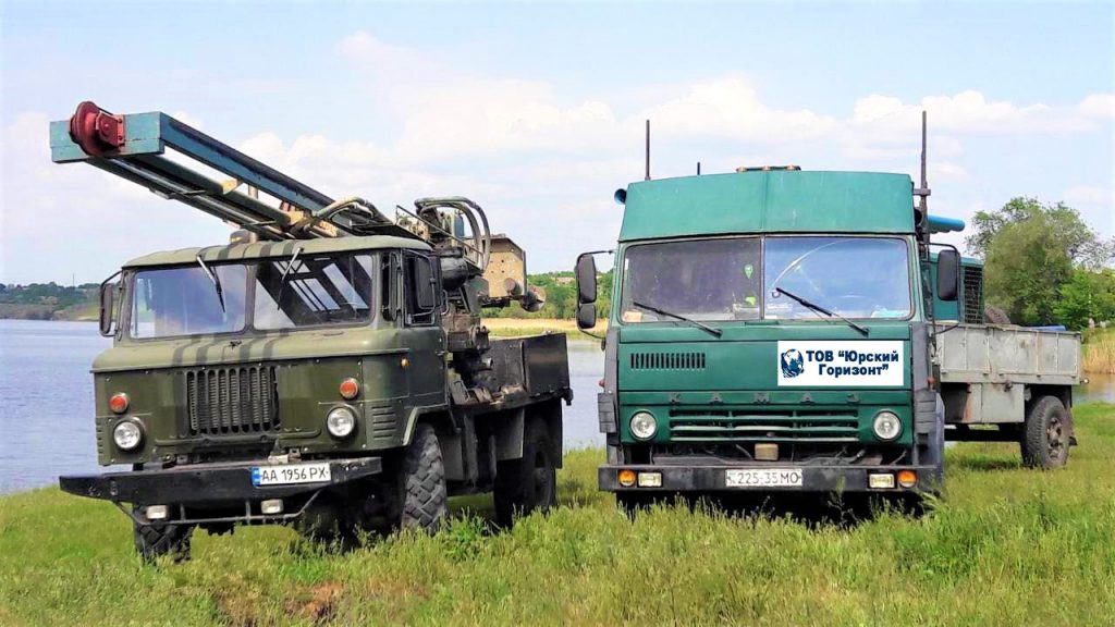 Бурение скважин в Днепре и Днепропетровской области