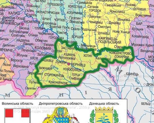 Буріння свердловин на воду в Чернівцях (Чернівецька область)