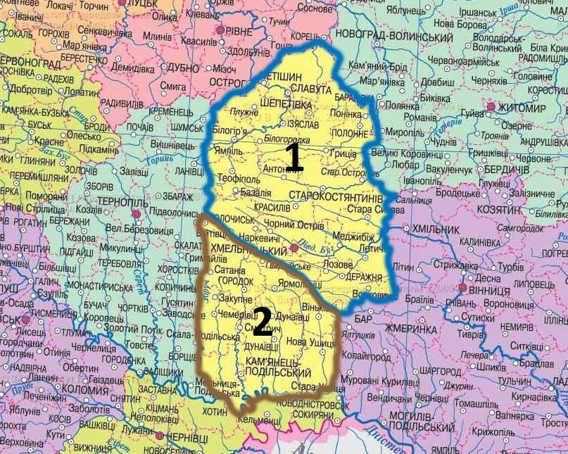 Бурение скважин в Хмельницке и Хмельницкой области