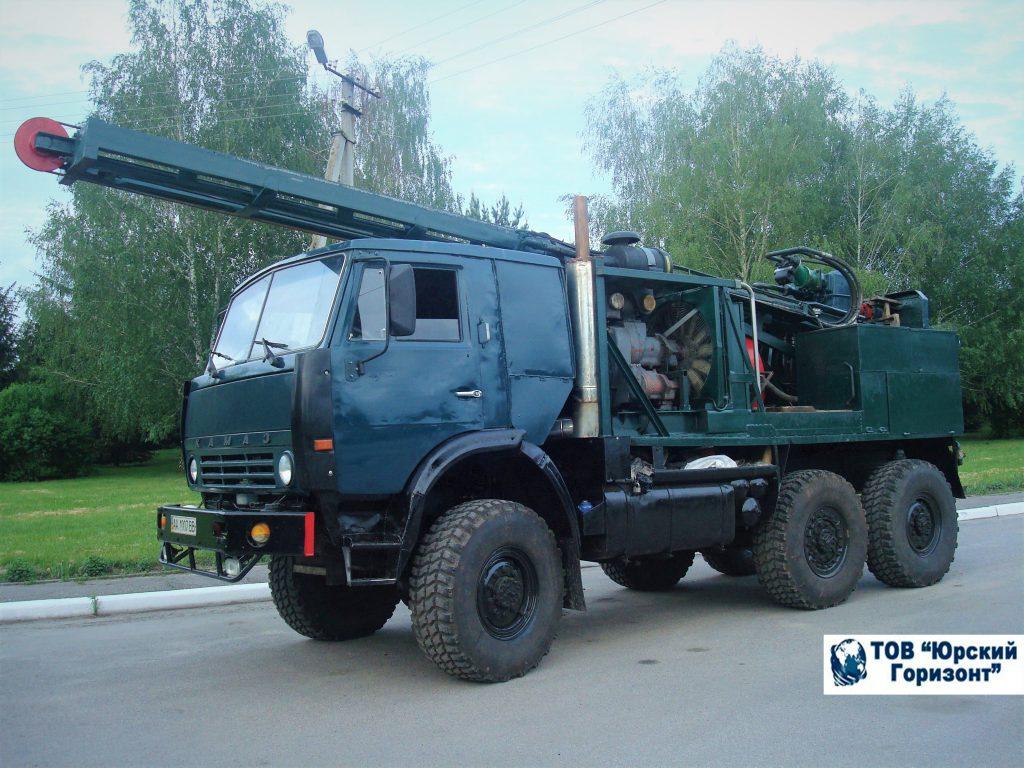 Буріння свердловин в Миколаєві та Миколаївській області
