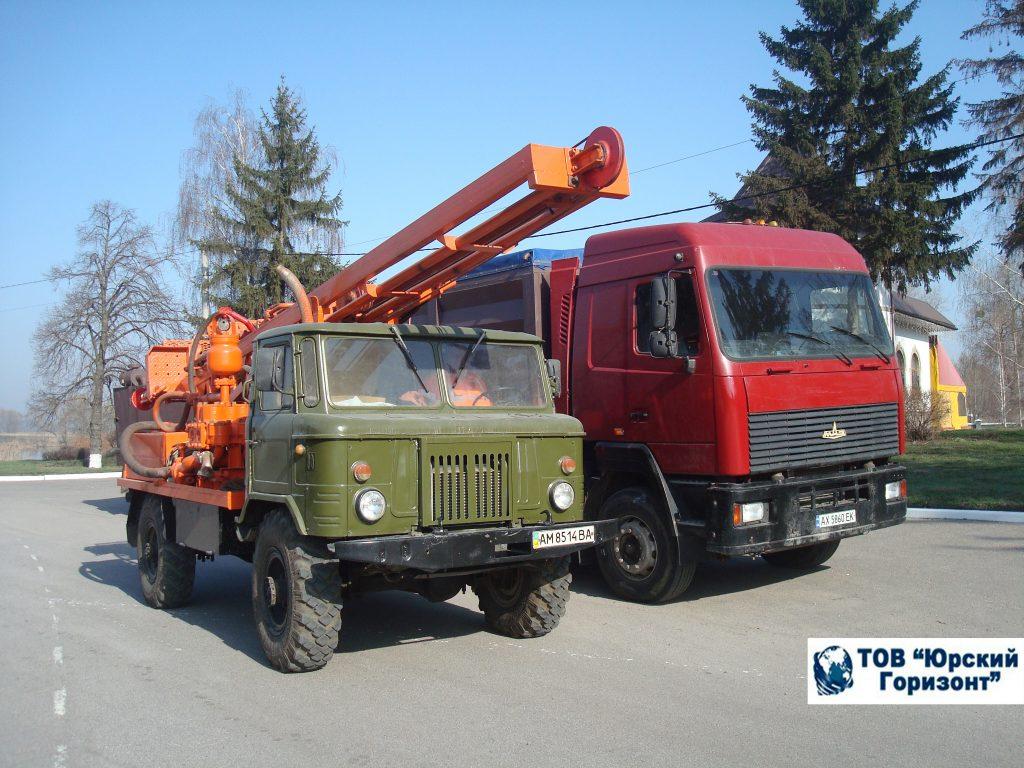 Бурение скважин в Томашпольском районе