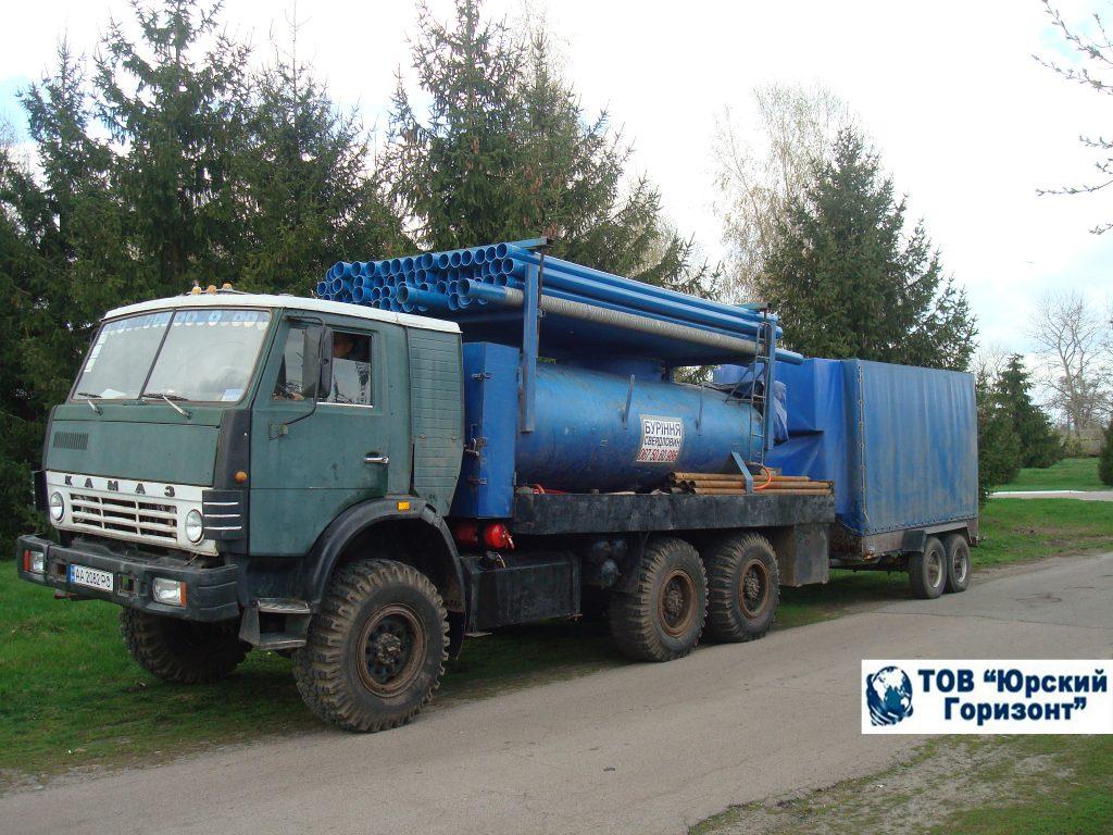 Бурение скважин в Липовецком районе