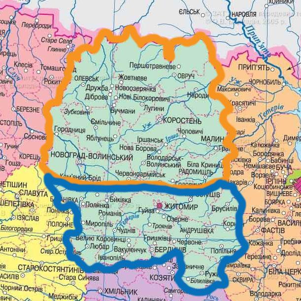 Бурение скважин в Житомирской области