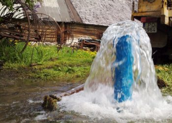 буріння свердловин на воду